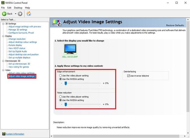 NVIDIA-panneau-de-controle-adjust-video-image-settings